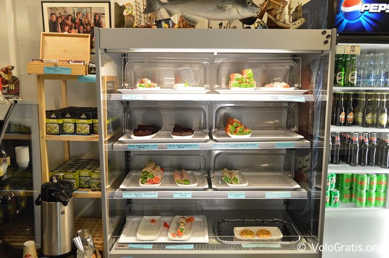 mangiare low cost a reykjavik saegreifinn