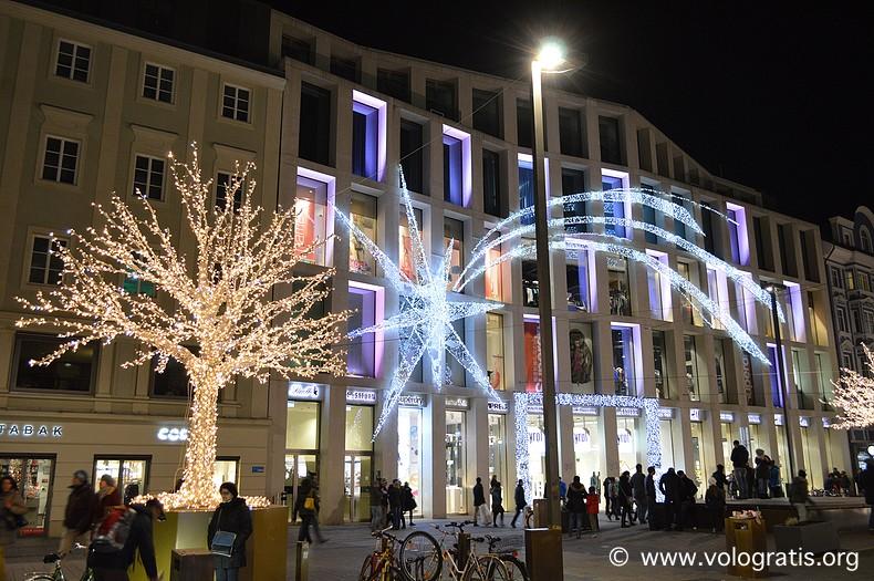 christkindlmarkt Maria-Theresien-Straße innsbruck 3