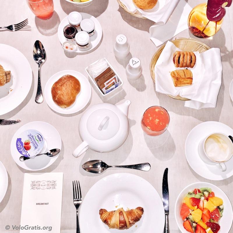 colazione lido palace hotel riva del garda