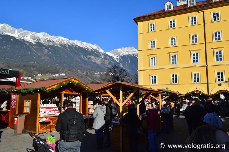 diario di viaggio ai mercatini di natale di innsbruck