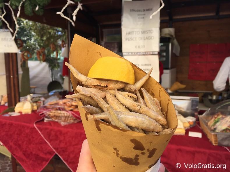 pesce fritto del lago di garda