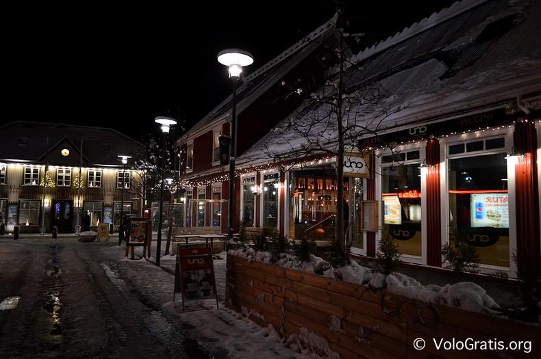 foto islanda reykjavik in inverno