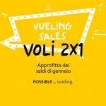 Voli Vueling 2×1