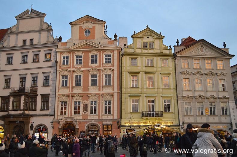 diario di viaggio praga piazza della città vecchia 2
