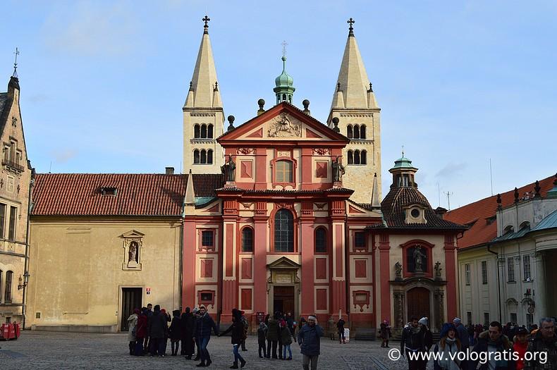 viaggio praga cattedrale san giorgio