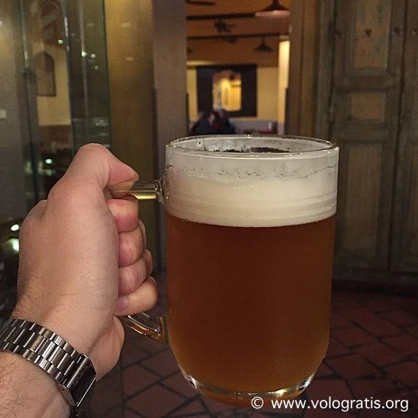 dove mangiare a praga birra