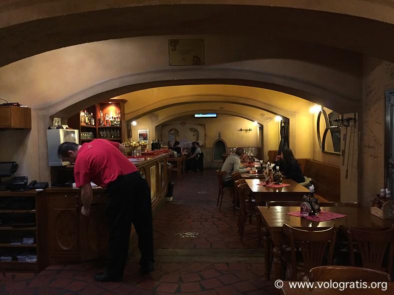 dove mangiare a praga pivnice stupartska
