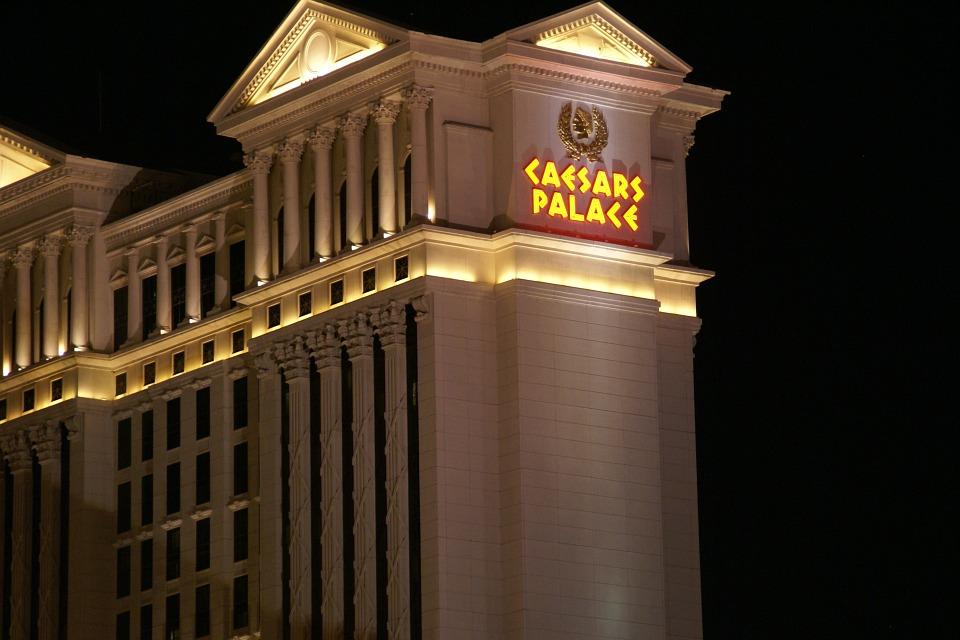caesars-palace hotel piu strani di las vegas