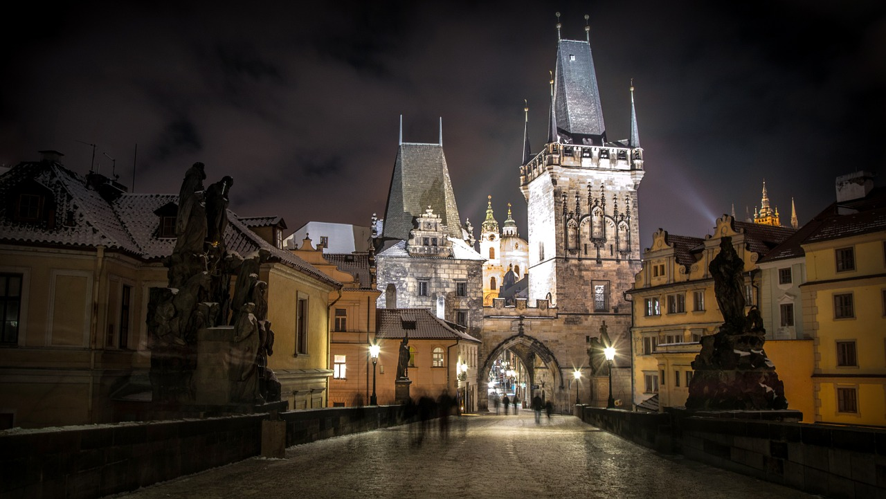 Weekend a Praga: il video