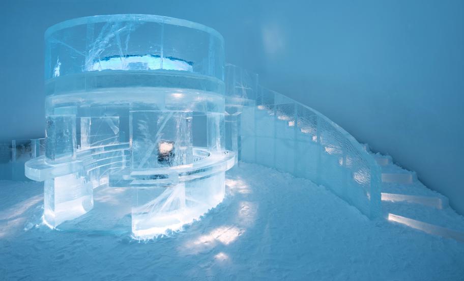 icebar hotel di ghiaccio icehotel