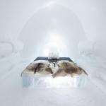 Icehotel, l'hotel di ghiaccio nella Lapponia Svedese