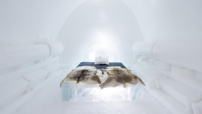 hotel di ghiaccio icehotel
