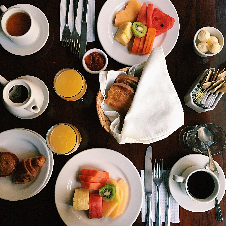diario di viaggio yucatan messico colazione