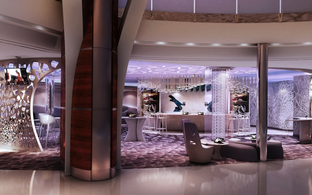 bionic bar harmony of the seas nave da crociera piu grande del mondo