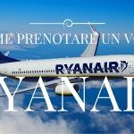 Come prenotare un volo Ryanair