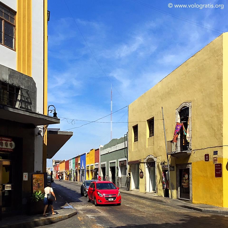 cosa vedere nello yucatan merida