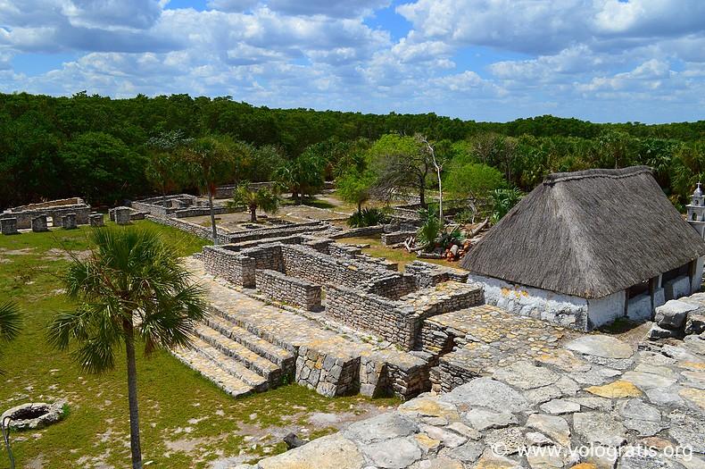 cosa vedere nello yucatan xcambo