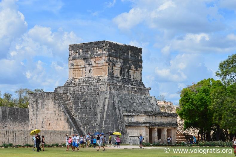 diario di viaggio yucatan chichen itza messico