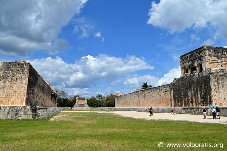 diario di viaggio yucatan chichen itza pelota