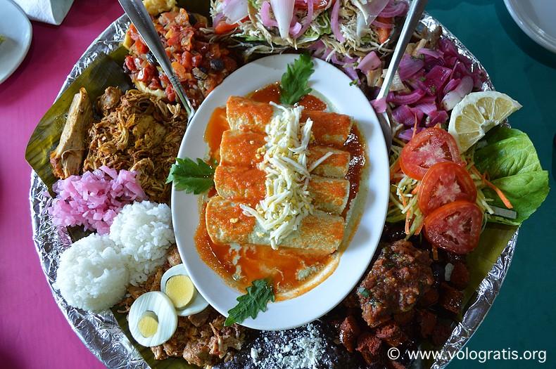 diario di viaggio yucatan cucina yucateca