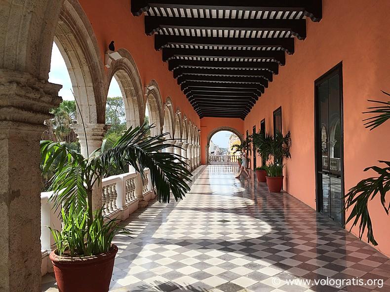 diario di viaggio yucatan in messico merida