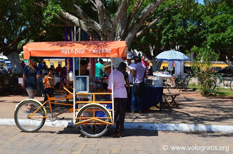 diario di viaggio yucatan izamal 3