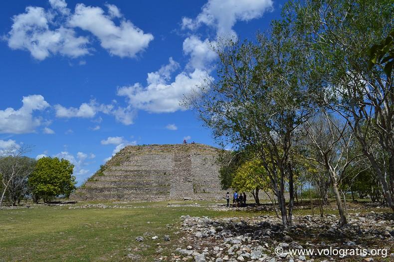 diario di viaggio yucatan kinich kakmo