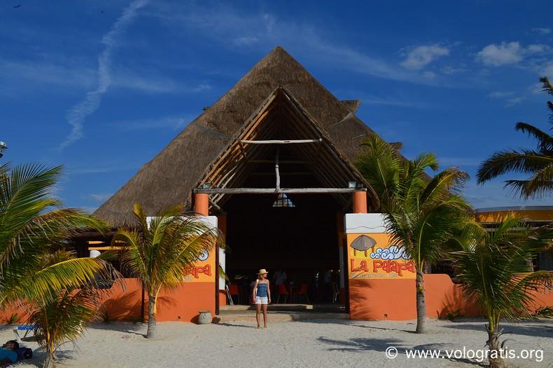diario di viaggio yucatan la palapa celestun