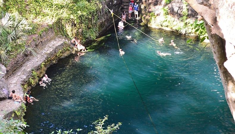 diario di viaggio yucatan messico cenotes