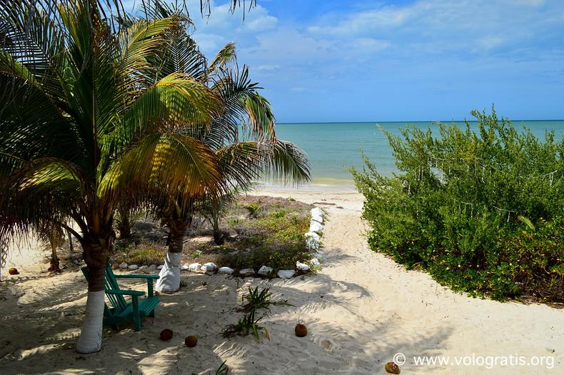 diario di viaggio yucatan messico progreso 2