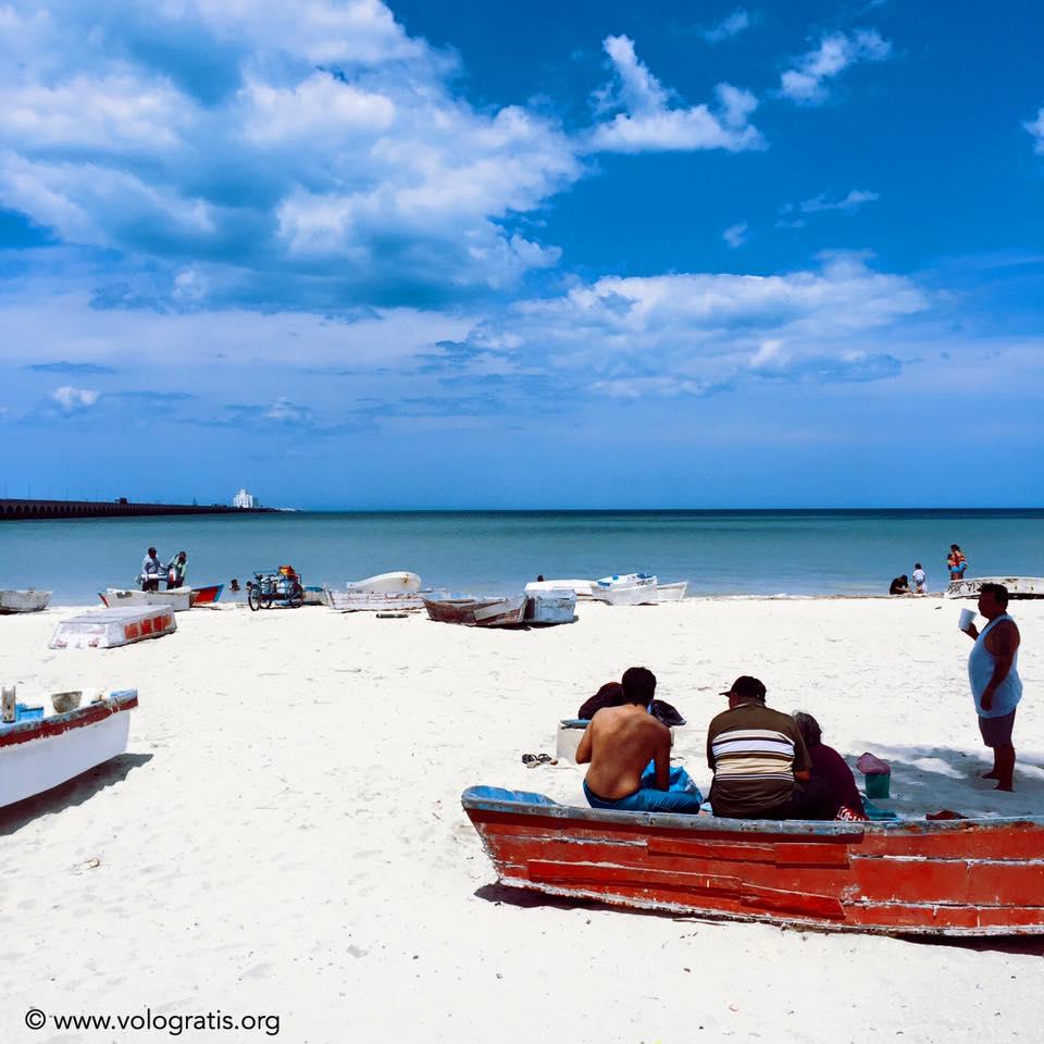 diario di viaggio yucatan progreso