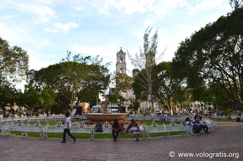 diario di viaggio yucatan valladolid