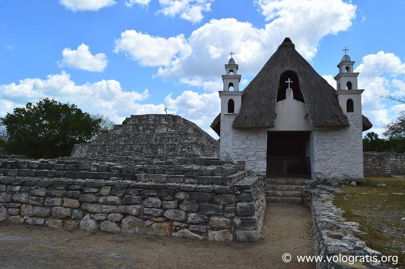 diario di viaggio yucatan xcambo 1