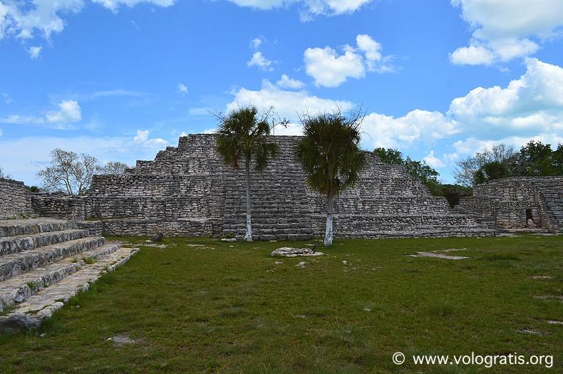 diario di viaggio yucatan xcambo 2
