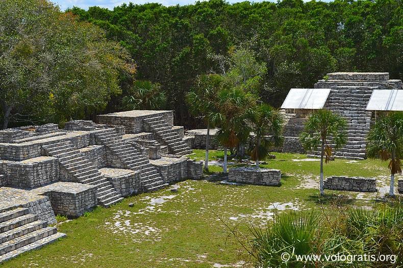 diario di viaggio yucatan xcambo 3