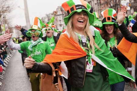 festa di san patrizio irlanda st patricks day