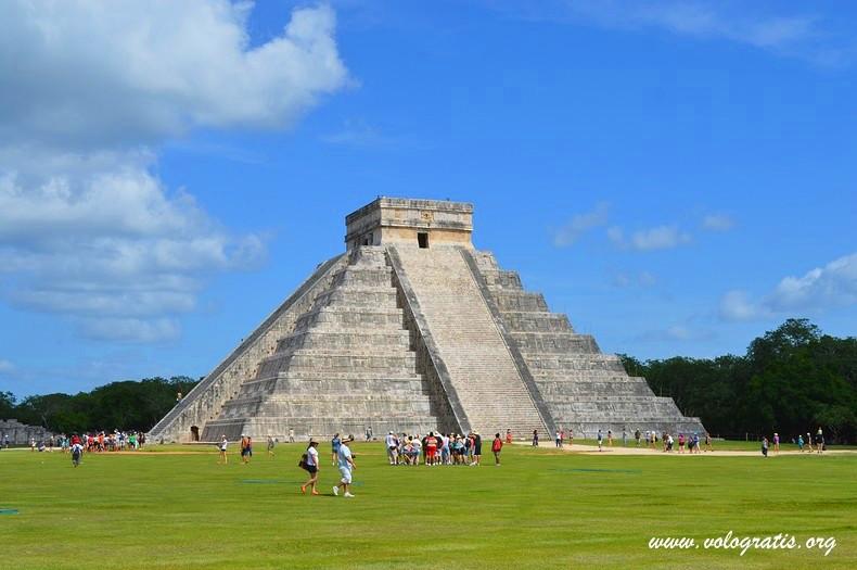 Viaggio nello Yucatan, Messico: video