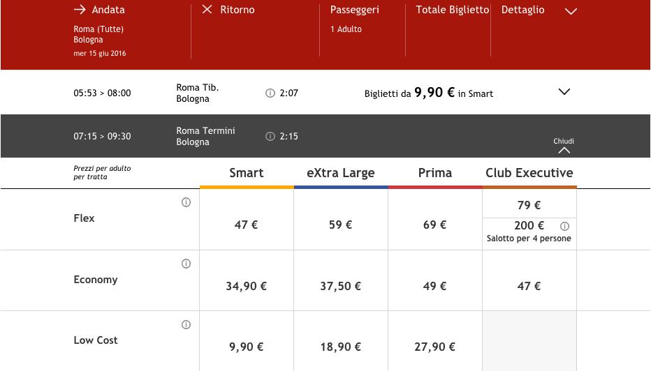 biglietti litalo ow cost a meno di 10 euro
