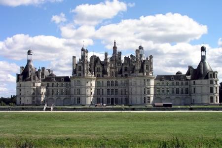 concorso per vincere un volo in francia chateau de chambord
