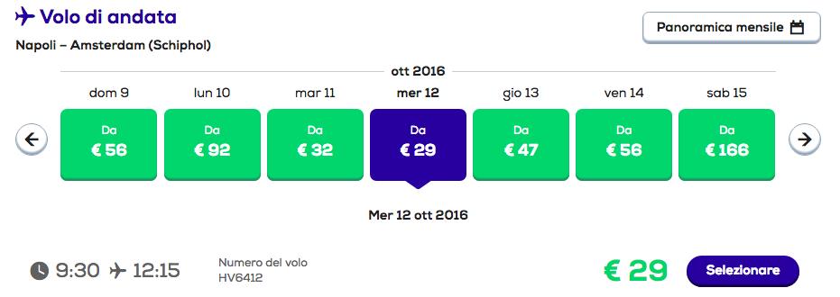 Voli low cost per amsterdam da 25 euro for Voli low cost amsterdam