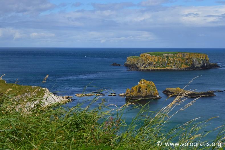 foto irlanda del nord isole