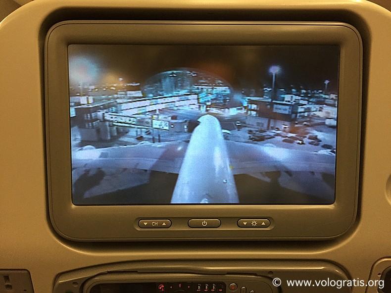 telecamera a380 emirates