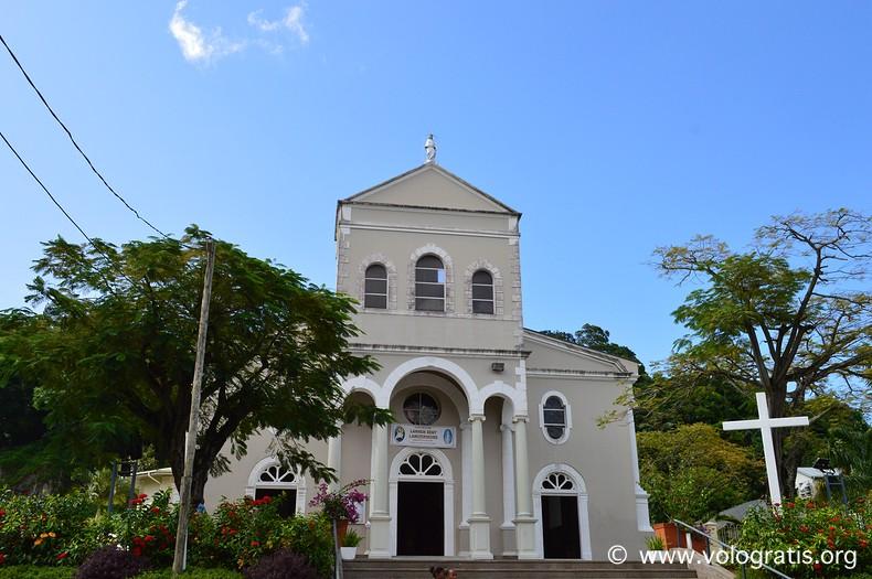 cattedrale di victoria seychelles