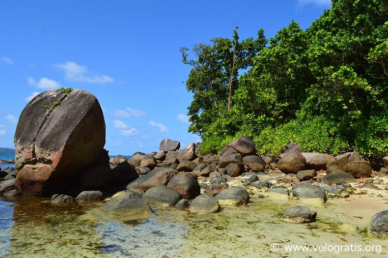 diario di viaggio alle seychelles barbarons beach