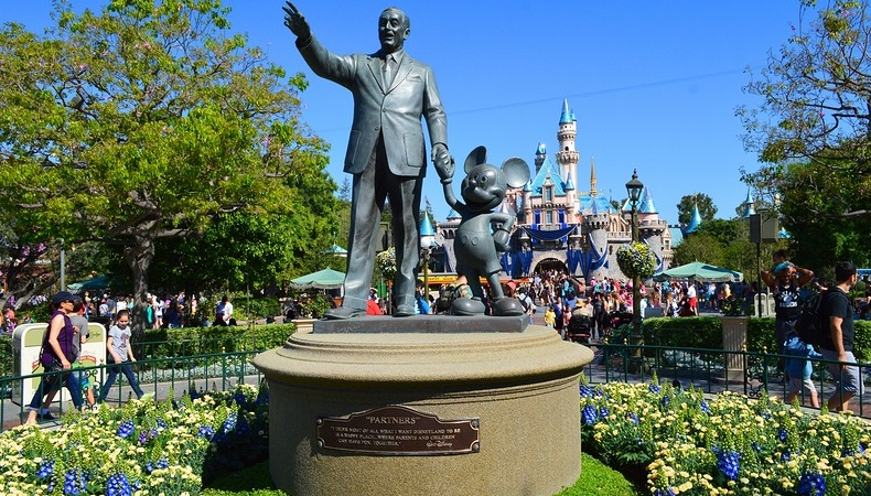 foto los angeles disneyland