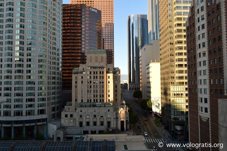 foto los angeles grattacieli
