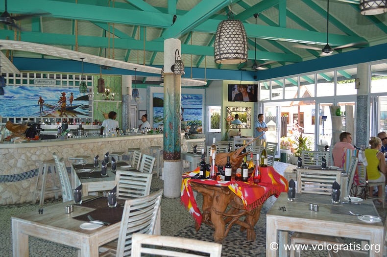 restaurant la digue