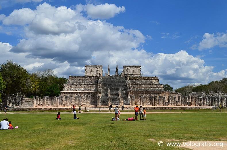 foto messico sito maya