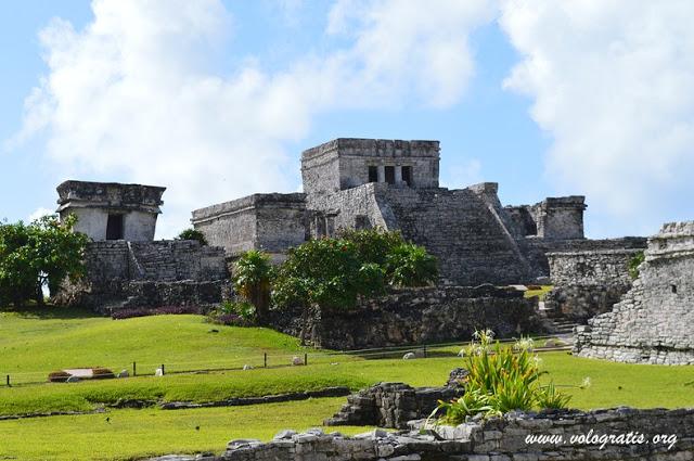 Foto messico tulum maya