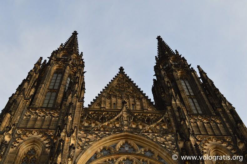 foto cattedrale praga